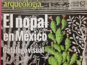 arqueología nopal