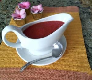 salsa jitomate cárcamo
